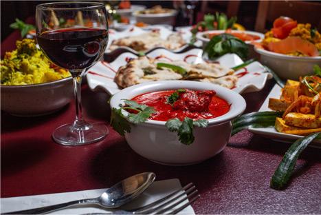 Taste Of India Official Site Sherman Oaks Ca Order Food Online